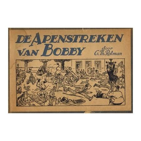 Rotman strips De apenstreken van Bobby 1e druk 1930