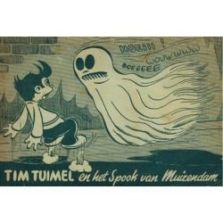 Tim Tuimel 02 Het spook van Muizendam 1e druk 1950