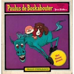 Paulus de boskabouter stripalbum 10 Het nachtpaard 1e druk 1975