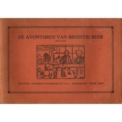 Bruintje Beer AH04 BB en de Tooverspeelgoedmaker / BB en de wonderschoenen 1e druk 1932