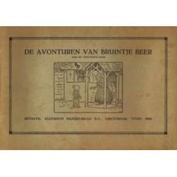 Bruintje Beer AH24 BB raakt zoek / BB vindt een zwarte narcis / BB en zijn vrienden zoeken het juiste spoor 1e druk 1941