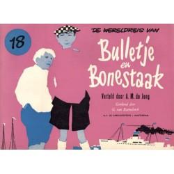 Bulletje en Bonestaak 18 De wereldreis herdruk 1959