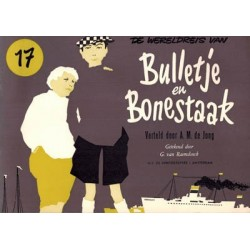 Bulletje en Bonestaak 17 De wereldreis herdruk 1959