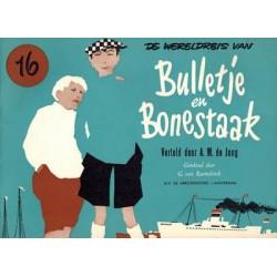 Bulletje en Bonestaak 16 De wereldreis herdruk 1959