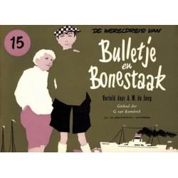 Bulletje en Bonestaak 15 De wereldreis herdruk 1958