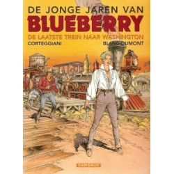 Blueberry Jonge jaren 12* - Laatste trein Washington 1e dr