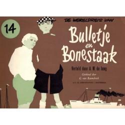 Bulletje en Bonestaak 14 De wereldreis herdruk 1958
