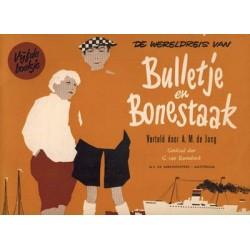 Bulletje en Bonestaak 05 De wereldreis herdruk 1954