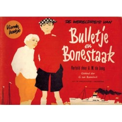 Bulletje en Bonestaak 04 De wereldreis herdruk 1953