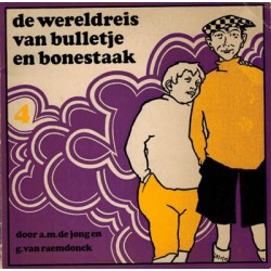 Bulletje en Bonestaak pocket 04 De wereldreis 1970