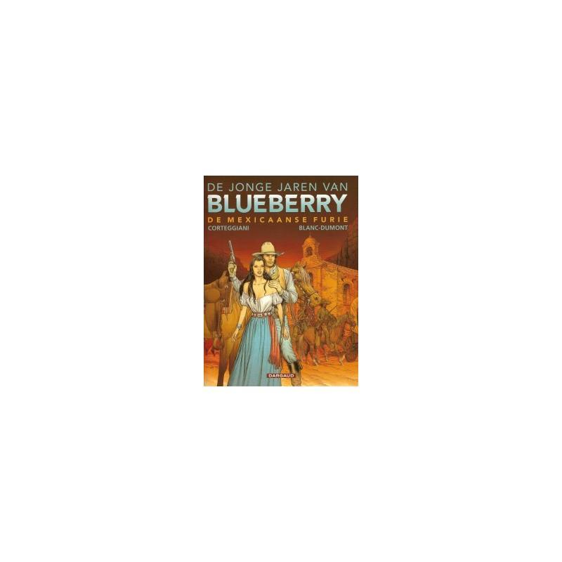 Blueberry  Jonge jaren 15* De Mexicaanse furie