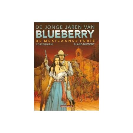 Blueberry Jonge jaren 15*<br>De Mexicaanse furie