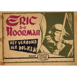 Eric de Noorman Vlaamse reeks 30 Het verbond der dolken % 1e druk 1954
