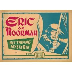 Eric de Noorman Vlaamse reeks 23 Het Tyrfing mysterie 1e druk 1951