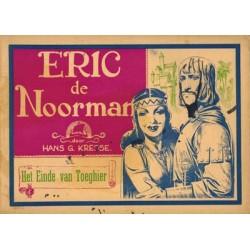 Eric de Noorman Vlaamse reeks 22 Het einde van Toeghier 1e druk 1951