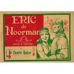 Eric de Noorman Vlaamse reeks 19 De zwarte ruiter 1e druk 1951
