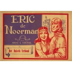 Eric de Noorman Vlaamse reeks 17 Het duivels verbond 1e druk 1950