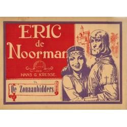 Eric de Noorman Vlaamse reeks 14 De zonaanbidders 1e druk 1952
