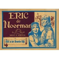 Eric de Noorman Vlaamse reeks 15 Eric in het hemelse rijk 1e druk 1950