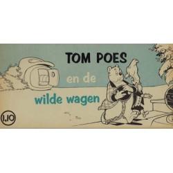 Tom Poes oblong De wilde wagen 1e druk 1967