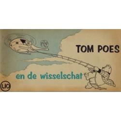 Tom Poes oblong De wisselschat 1e druk 1967
