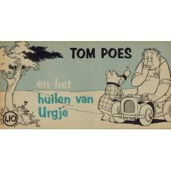 Tom Poes oblong Het huilen van Urgje 1e druk 1967