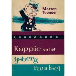 Kappie pocket Het ijsbergraadsel 1e druk 1963