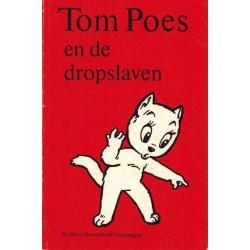 Tom Poes pocket De dropslaven onderwijsbewerking herdruk 1981