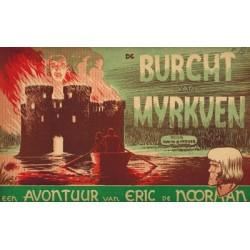 Eric de Noorman 19 De burcht van Myrkven 1e druk 1953