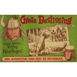 Eric de Noorman 36% De grote beslissing 1e druk 1957