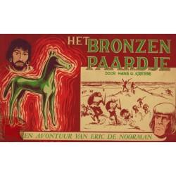 Eric de Noorman 45 Het bronzen paardje 1e druk 1960
