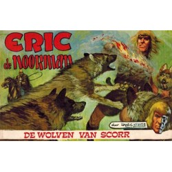 Eric de Noorman pocket WN10 De wolven van Scorr 1972