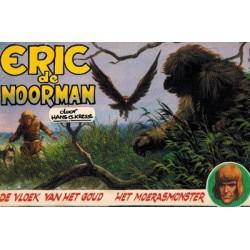 Eric de Noorman pocket WN09 De vloek van het goud / Het moerasmonster 1971