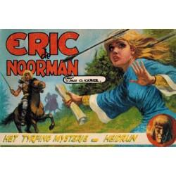 Eric de Noorman pocket WN07 Het Tyrfing mysterie / Heidrun 1971