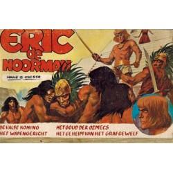 Eric de Noorman pocket WN03 De valse koning / Het wapengericht / Het goud der Ozmecs 1970