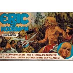 Eric de Noorman pocket WN02 De sultan van Akaim / Het stenen afgodsbeeld 1969
