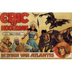 Eric de Noorman pocket WN01 De steen van Atlantis1969