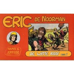 Eric de Noorman pocket SK01 De witte raaf deel 1 1977