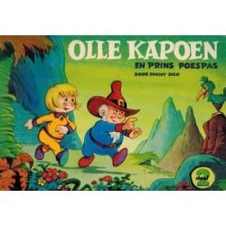 Olle Kapoen pocket 02 Prins Poespas 1e druk 1970