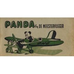 Panda oblong De meestervlieger Twentsch dagblad Tubantia 1e druk 1948