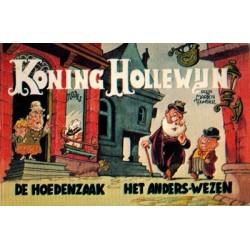 Koning Hollewijn pocket WN01% De hoedenzaak / Het anders-wezen 1e druk 1972