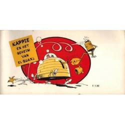 Kappie oblong V02 Het geheim van El Quaxl 1e druk 1970