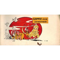 Kappie oblong V03 De zeemeerman 1e druk 1970