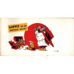 Kappie oblong V01 De Matara schat 1e druk 1970