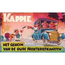 Kappie pocket WN03 Het geheim van de oude prentbriefkaarten 1e druk 1972