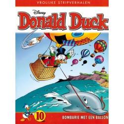 Donald Duck  Vrolijke stripverhalen 10 Bombarie met een ballon