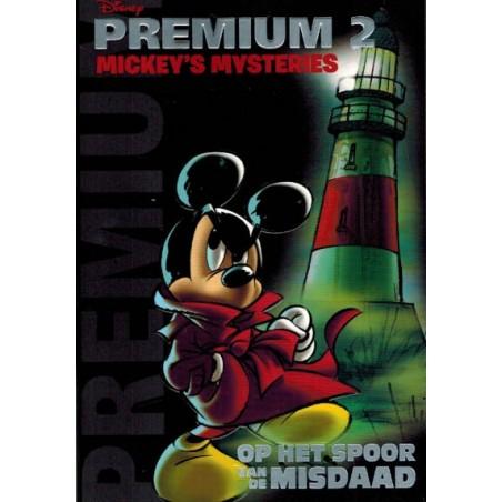 Donald Duck  Premium pocket 02 Mickey's mysteries: Op het spoor van de misdaad