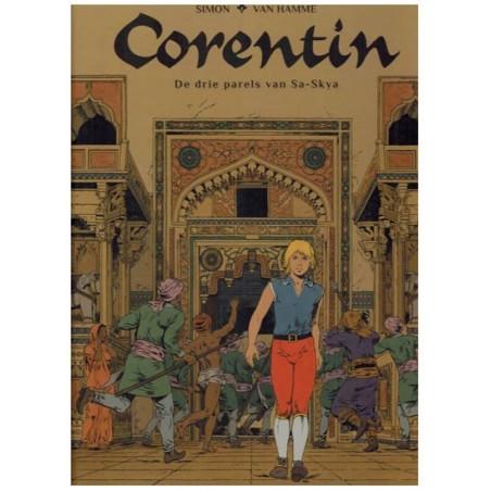 Corentin  II 01 De parels van Sa-Skya HC