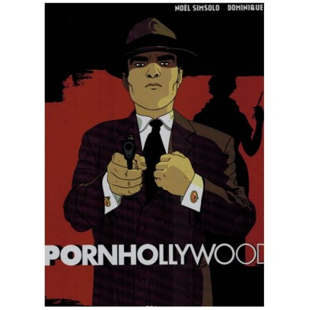 He strips HC Pornhollywood 1e druk 2016