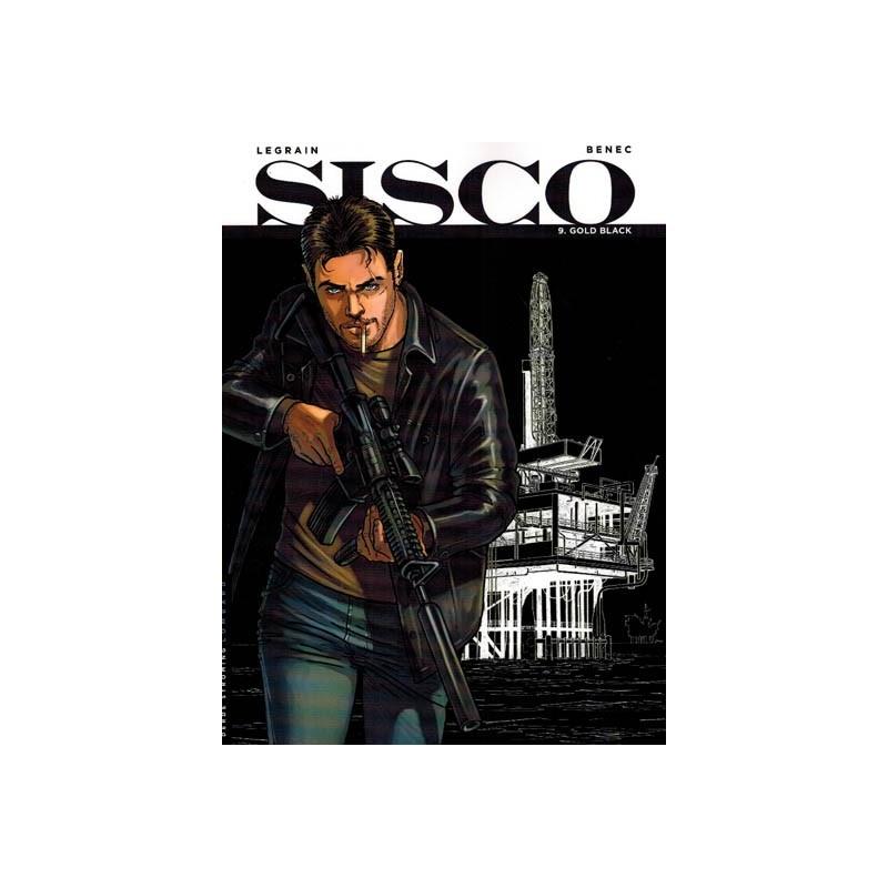 Sisco  09 Gold black